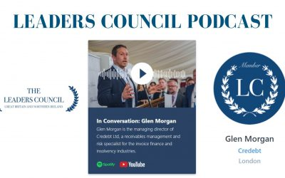 Credebt on the Leaders Council Podcast