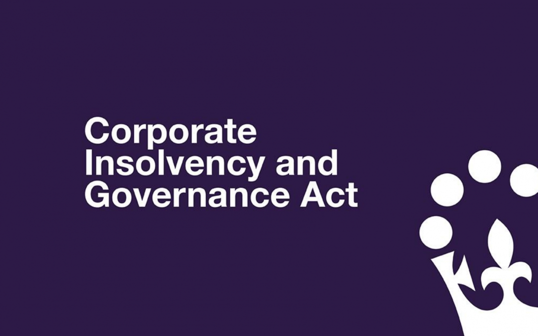 The New Insolvency Act and its potential impact on Funders