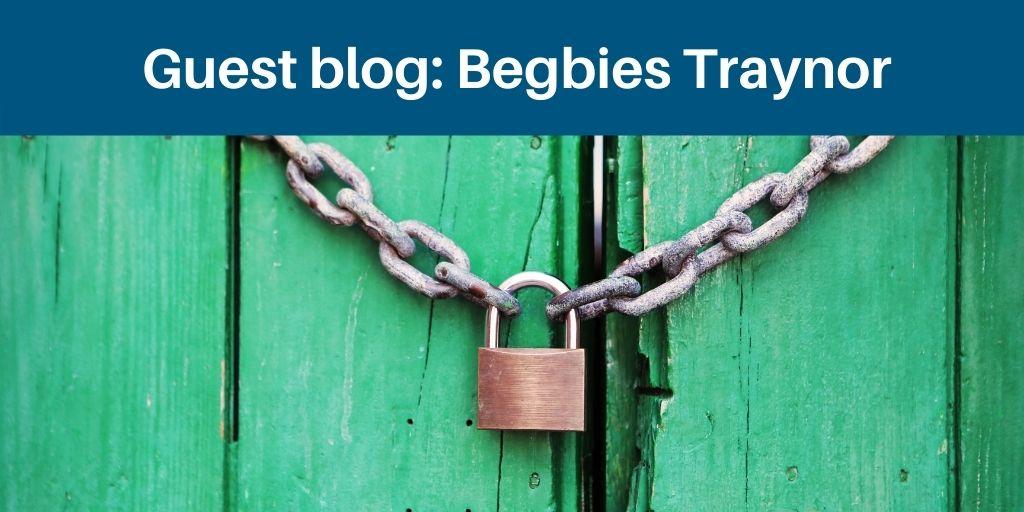 Guest blog Begbies Traynor