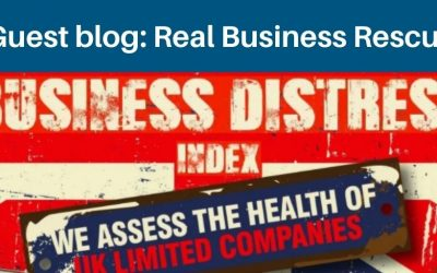 The Business Distress Index