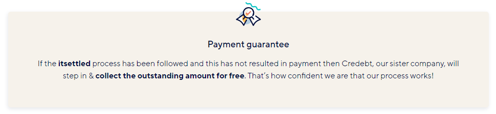 itsettled guarantee